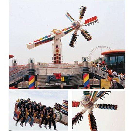 Hot Sell Amusement Park Rides Top Windmill (JS0030) pictures & photos