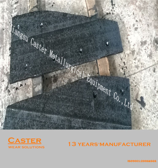 Direct Factory Produce Bimetallic Compund Hard Surfacing Wear Plate pictures & photos