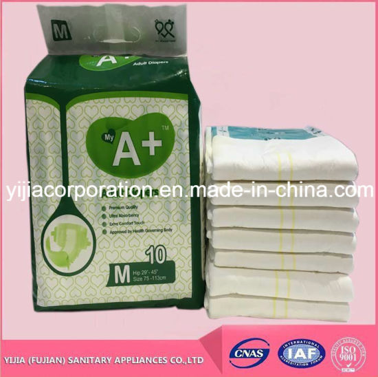 High Absorption Diaper for Old People pictures & photos