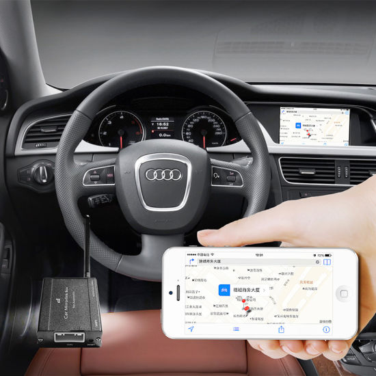 Smartphone Mirrorlink for Audi with WiFi Cast Screen Miracast