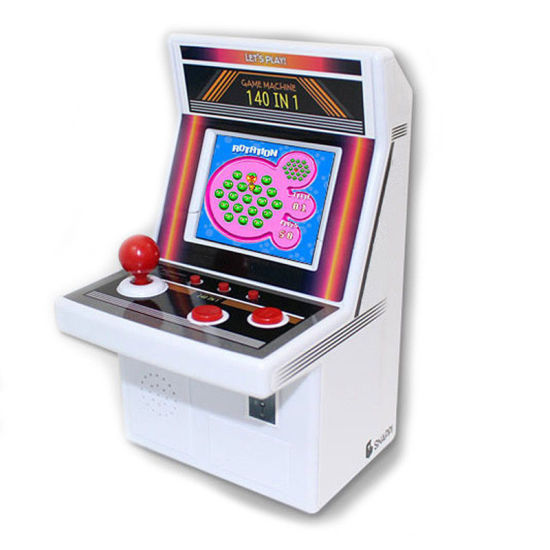 Mini Portable Arcade Machine Classical Retro Handheld Video Game Console Built-in 200 Arcade Games pictures & photos