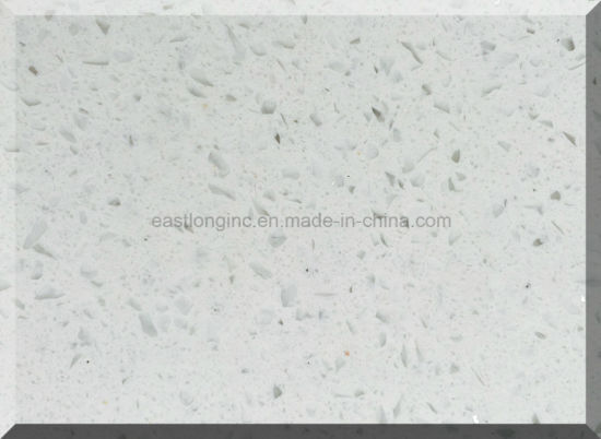 Cheap Most Popular Artificial Quartz Stone Double Color pictures & photos