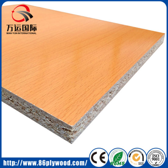 20mm 25mm Thick Melamine Particle Board for Cabinets