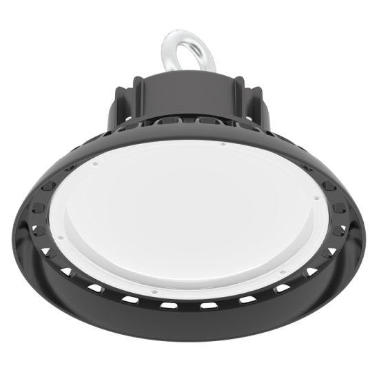 UFO LED High Bay Light 250W 200W 150W 100W Warehouse Factory Industrial Lighting