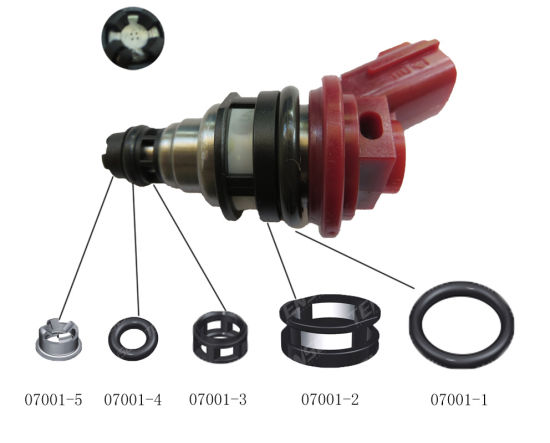 Delphi Fuel Injecto 16600-10Y00 for Nissan INFINITI pictures & photos