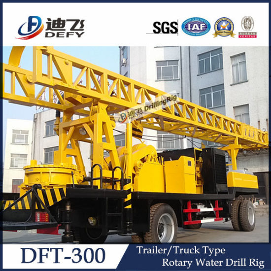 Cheap Price for Large Borehole Drilling Machine