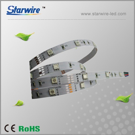 Attractive! SMD5050 White LED Strip Light 12V RGB pictures & photos