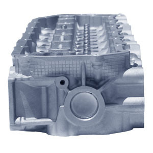 Aluminum Cylinder Head for Nissan TB45 pictures & photos