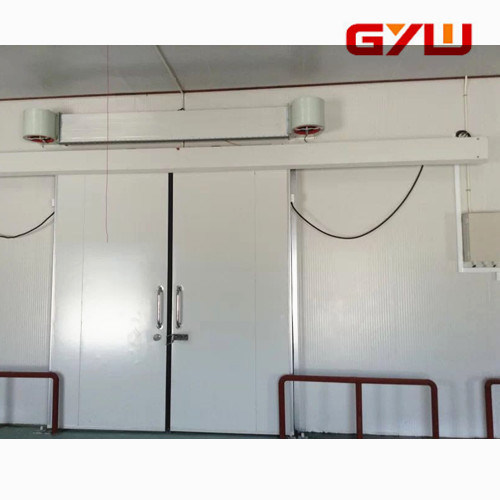 Automatic Sliding Door for Cold Storage Double Leaf pictures & photos