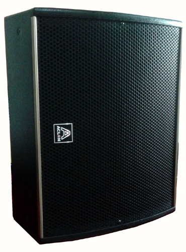 """Professional Audio System 15"""" 500W Active Coaxial Monitor Speaker (CO15A)"""