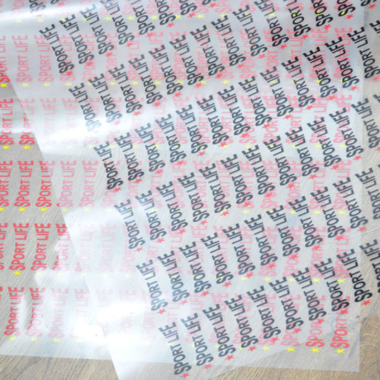 Thermal Transfer Label Printing Labels for Sport Shoes pictures & photos