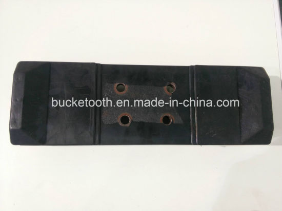Professional Manufacture of Chain on Type Rubber Pad (CT300) pictures & photos