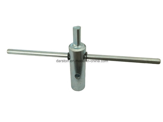 Ice Auger Drill Adapter with Pin