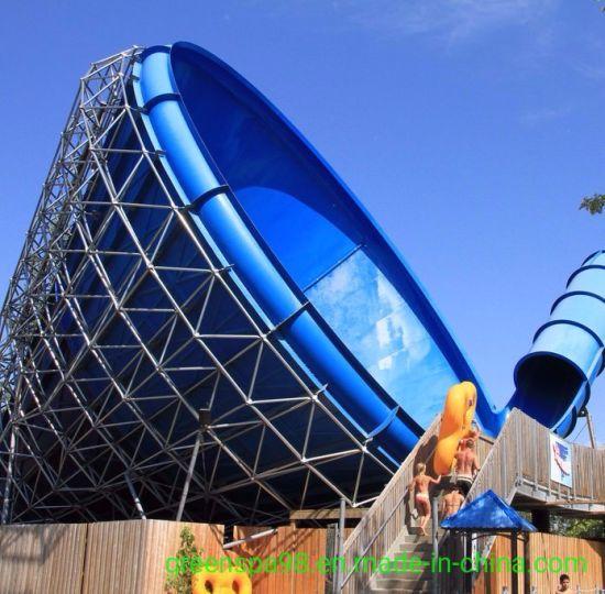 Super Tornado Water Slide for Large Water Park (WS-075)