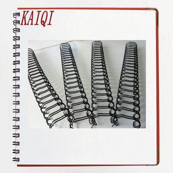 Spiral O Wire | China 23 Loops Book Binding Metal Spiral O Wire China Book Binding
