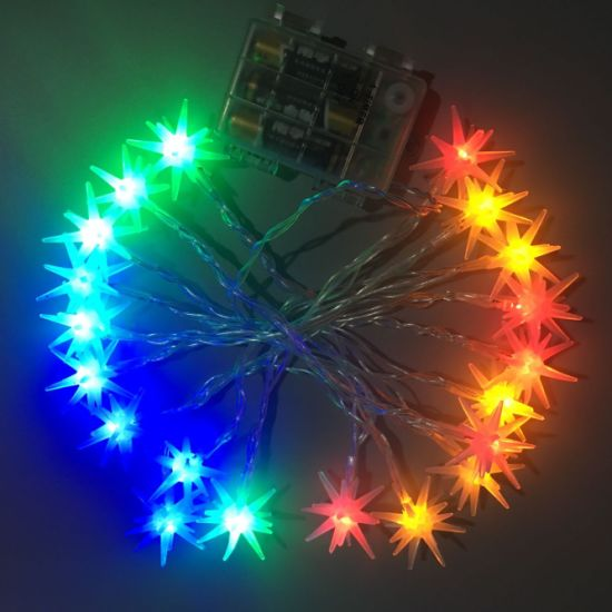 30 LED Waterproof Battery Operated Christmas Light pictures & photos