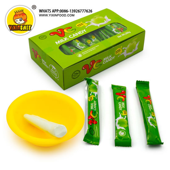 Fruit Flavor Milk Chewy Candy
