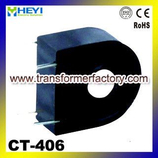 20A/ 20mA PCB Current Transformer, PCB CT for Electricity Meter