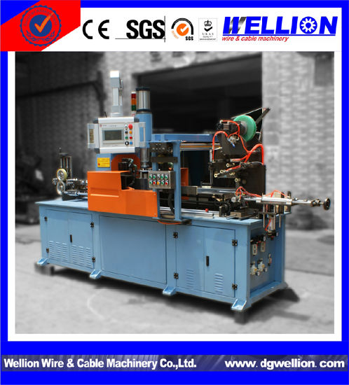 SGS Certification Wire Cable Auto Coiling Twisting Stranding Packing Machine