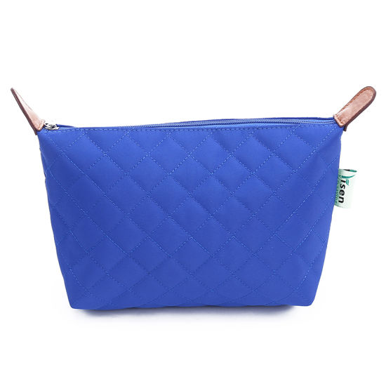 2016 Wholesale Custom Makeup Travel Toiletry Promotional Fashion Cosmetic Bags