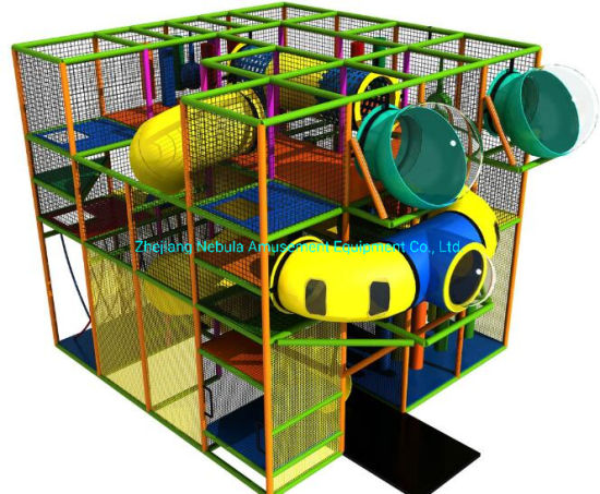 Children Indoor Soft Play Areas Playground Equipment, Kids Play System Structure for Games