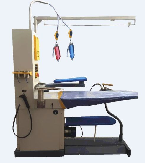 Bridge Type Suction Rocker Ironing Table Suction Blast Ironing Table