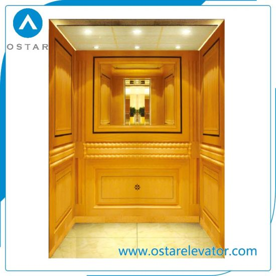 Elevator Price of Villa Elevator with Manual Opening Door pictures & photos
