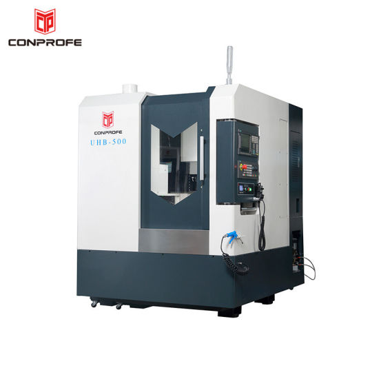 High Speed 13 Positions 40000rpm 6.5kw Power Rating CNC 3 Axis Milling Equipment Machine