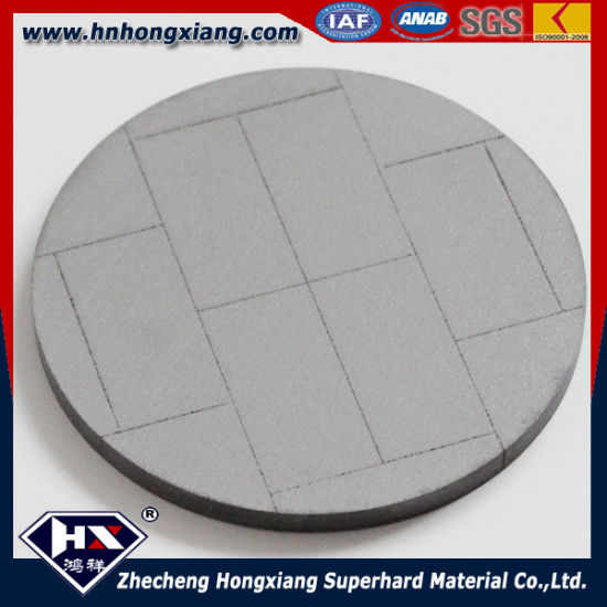 PCD Round Disc for Cutting Tools pictures & photos