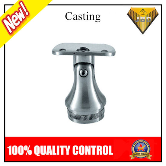 High Quality Stainless Steel Casting Handrail Bracket for Railing (JBD-A051)