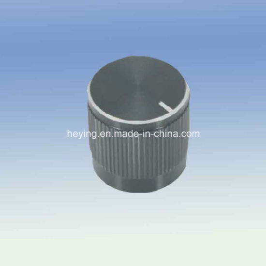 Heying Volume Aluminum Knob and Button
