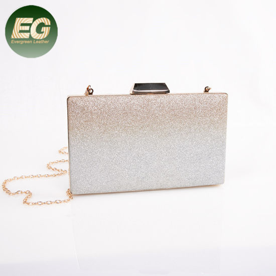 Colorful Shinny Lady Evening Bag for Outside Party Eb950