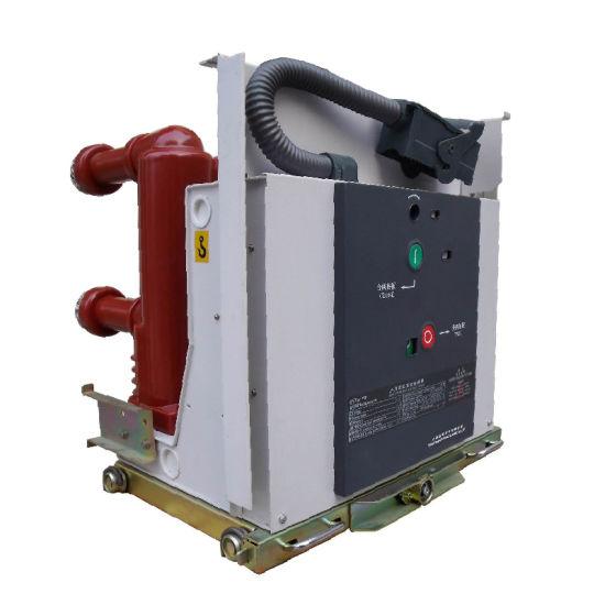 12kV 630-4000A Indoor High-Voltage Vacuum Circuit Breaker For Switchgear