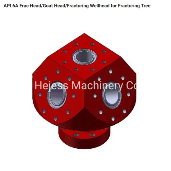 Casing Head Spool Tubing Spool Body Oilfield Drilling Rig