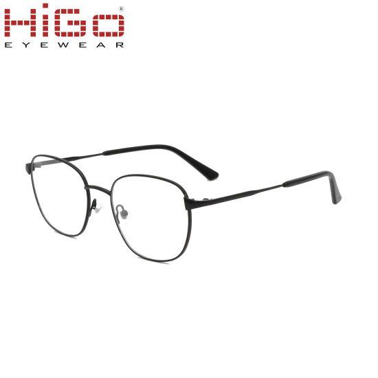 China Wholesale Metal Eye Glasses Optical Frames Unisex Glasses