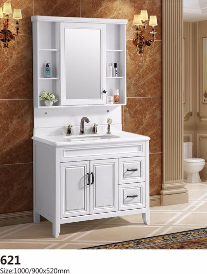 Hot PVC Bathroom Cabinet with High Quality and Fast Delivery