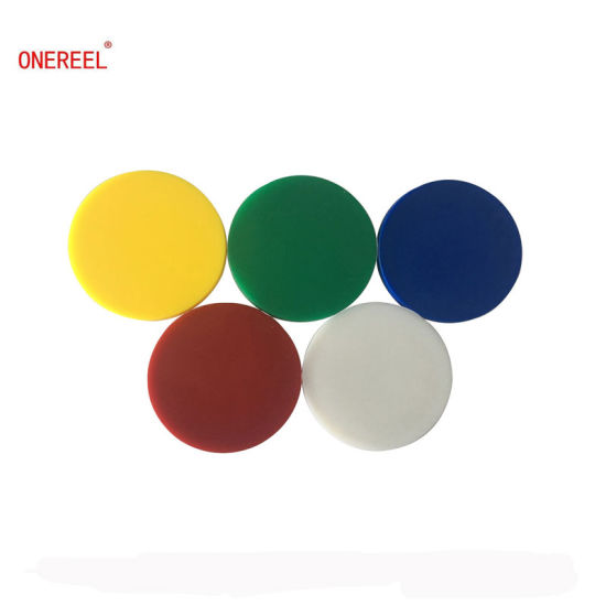 China High Quality Cheap Custom Plastic Coins for Promotional Gifts