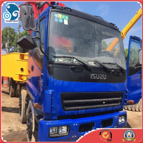 China Concrete Machines Used Sany Pump Truck Sales in