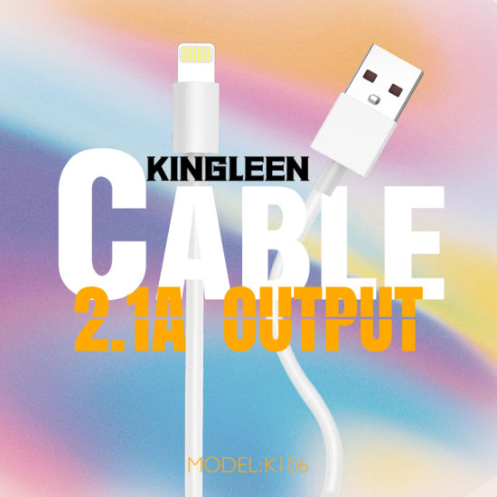 3A Output USB Cable for iPhone Exclusive Use High Quality