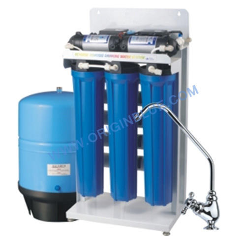 Commerical Reverse Osmosis Water Purifier with 400gpd