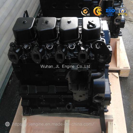 Dcec 4bt Long Diesel Engine Block Complete Crankcase