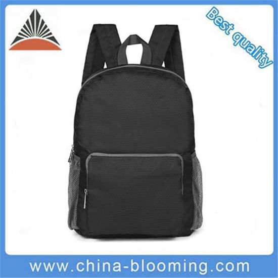 89a65ea86b Unisex Nylon Folding Casual Backpack School Outdoor Sport Bag pictures    photos