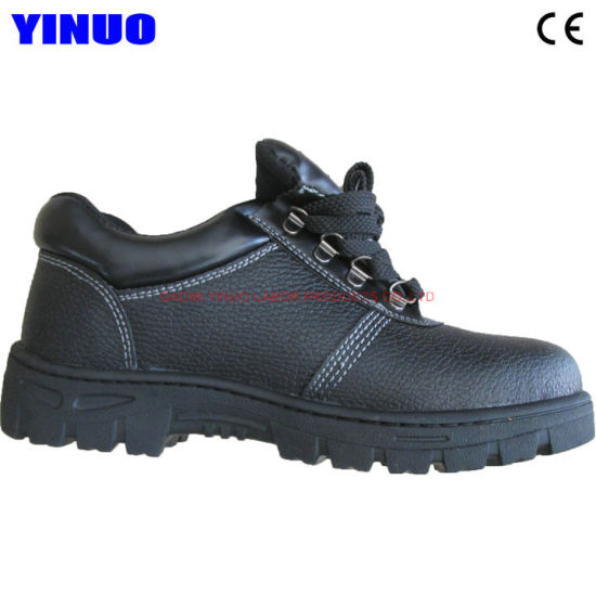 Steel Toe Cap Industrial Working Safety Shoes