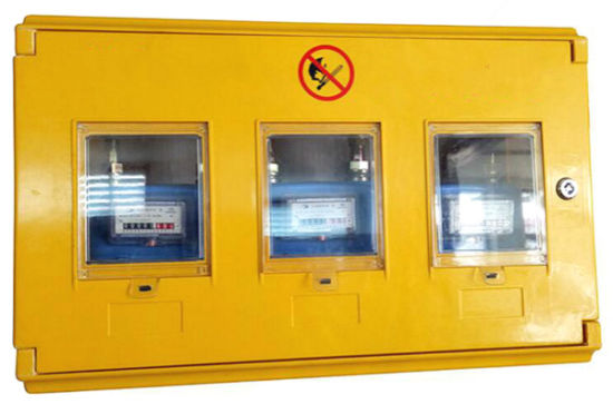 Frp Natural Gas Meter Box