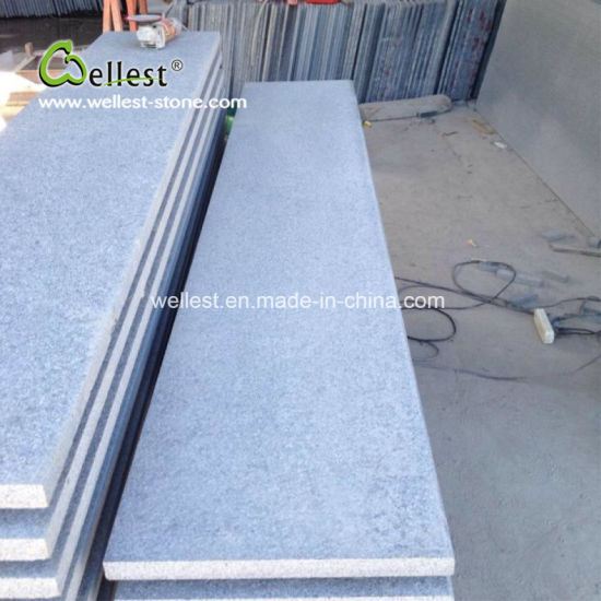 Outdoor Floor Steps Tile, Sesame Black Granite Small Slabs pictures & photos