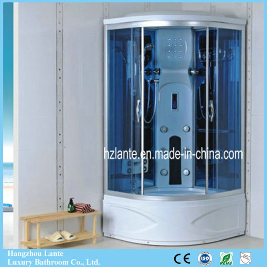 Hot Selling Newest Prefabricated Glass Shower Bathroom (LTS-8209)