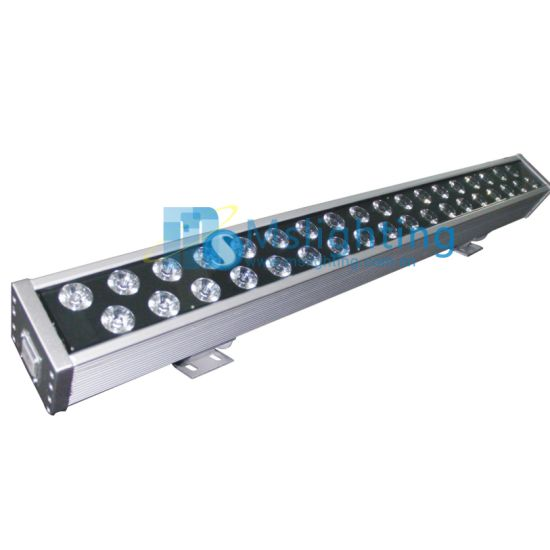 24*10W/72*3W RGBW 4in1 Multi-Color LED Wall Washer LED Floor Light pictures & photos