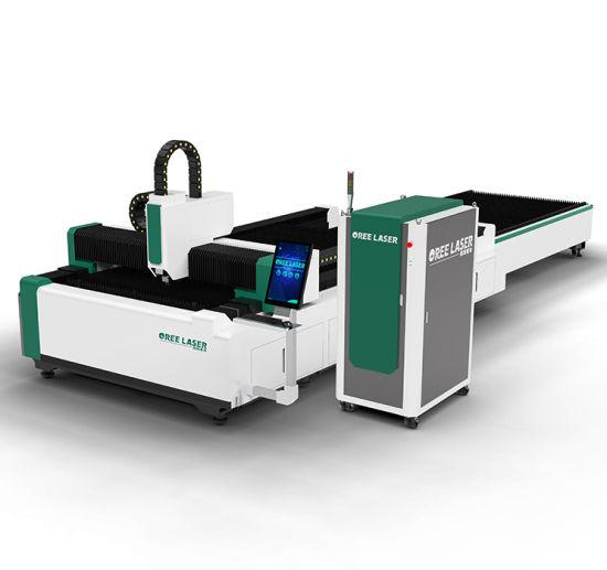 metal laser cutter CNC laser cutter exchange Platform 1000W laser cutter