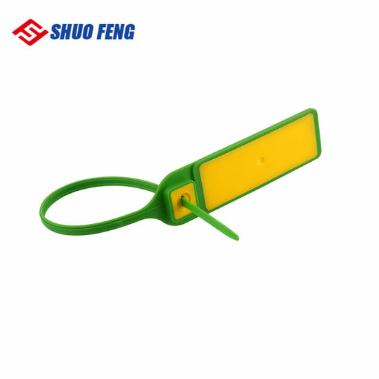 Tamper Proof UHF RFID Plastic Security Seal for Logistics pictures & photos