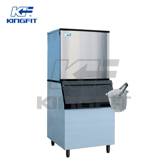 800kgs/Day Cube Ice Machine (water cooled) (KD-1900) pictures & photos